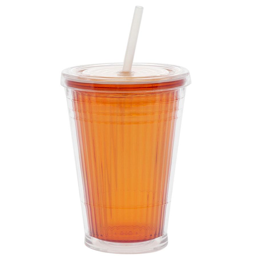 Trinkbecher_Color_Line_orange