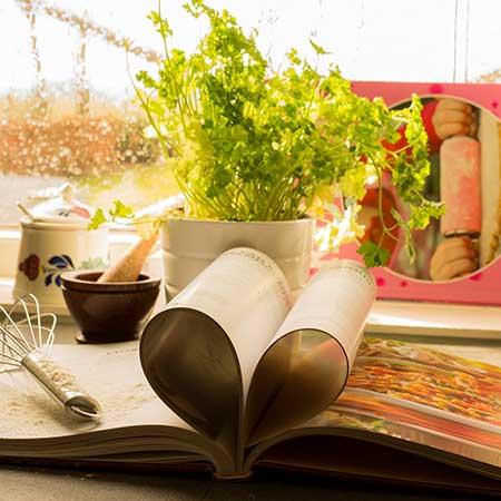 Camping Kochbücher und Rezepte