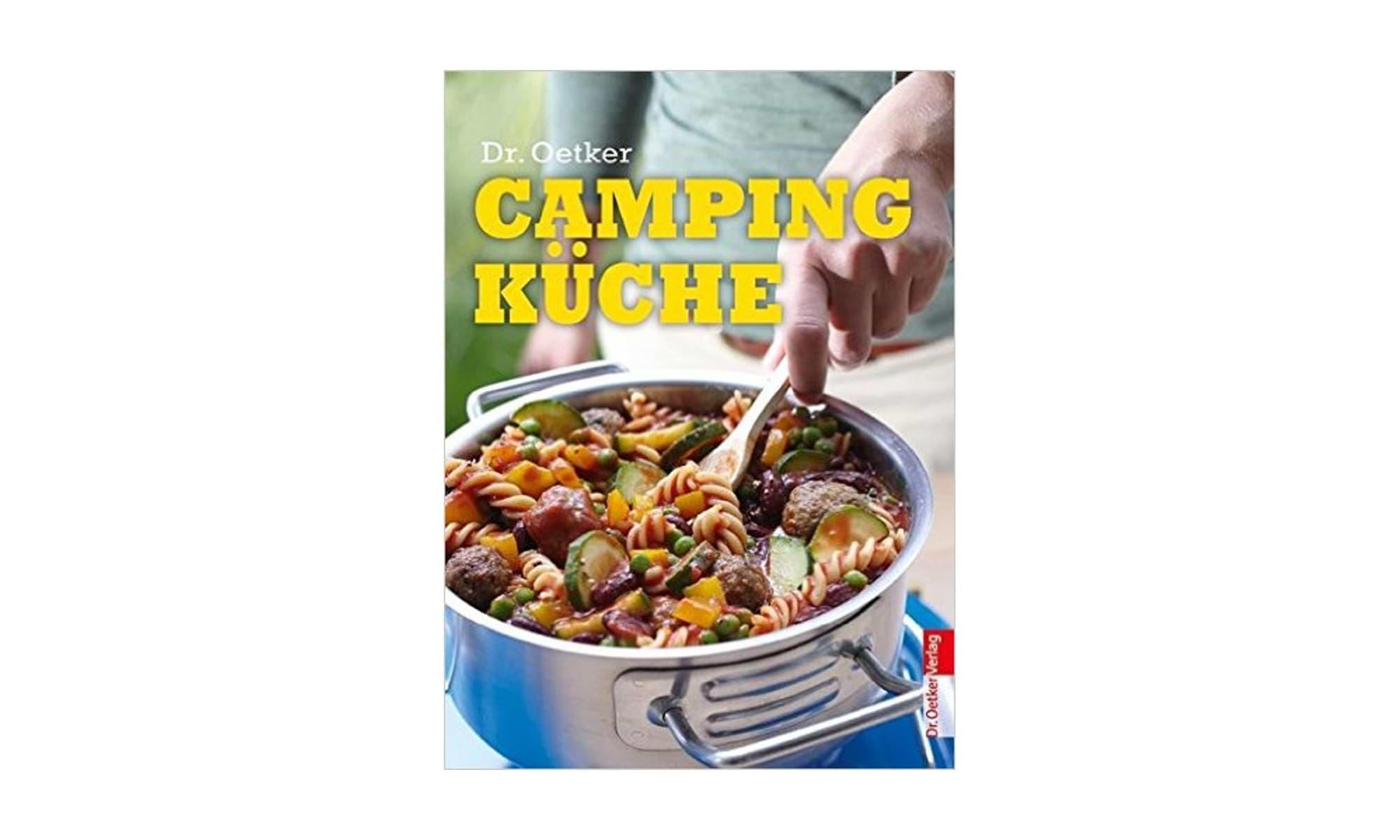 Campingkueche Dr Oetker