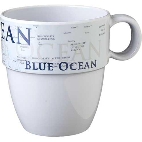 Brunner Henkelbecher Blue Ocean