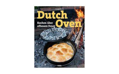 Dutch Oven Kochen über offenem Feuer