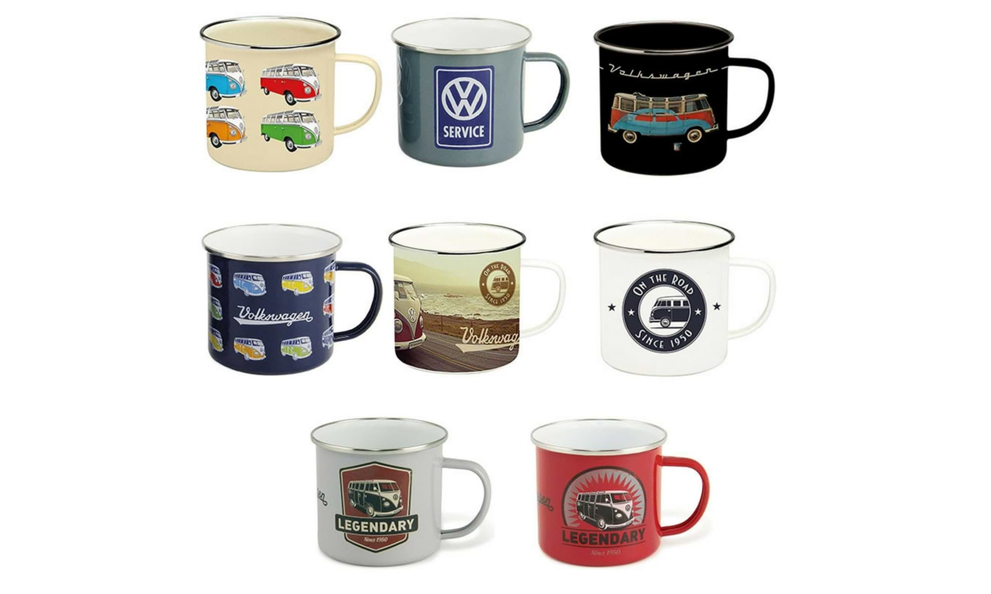 VW Collection T1 Bulli Trinkbecher
