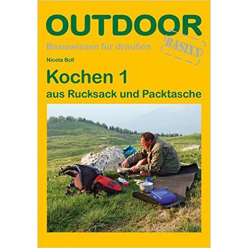 Outdoor Kochen 1 aus Rucksack und Packtasche