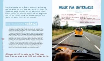 VW Camper Kochbuch Inhalt