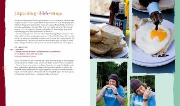 VW Camper Kochbuch Camping Küche