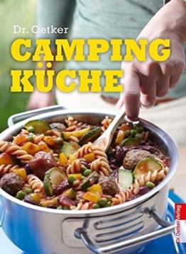 Dr. Oetker Campingküche Kochbuch