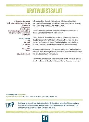 Dr. Oetker Campingküche Kochbuch Kochrezept