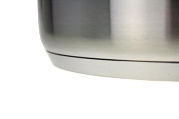 Smartweb 10 Liter Universal Kochtopf mit Glasdeckel Suppentopf Universaltopf Topf Eintopf INDUKTION (10 Liter) - 3