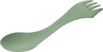 LightMyFire Spork Original Besteck aus Bioplastik Sandygreen